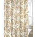 Tommy Bahama Bayloon Breeze Tan Cotton Shower Curtain