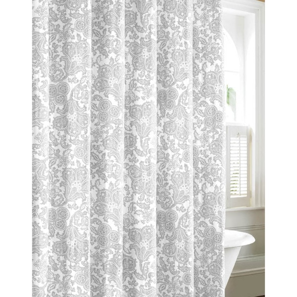 Tommy Bahama Island Memory Cotton Shower Curtain 16269911 Shopping Great