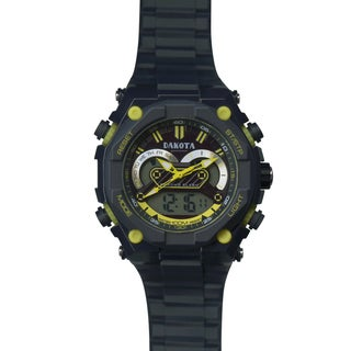 Dakota Men's Navy Blue Tough Ana-Digi Watch