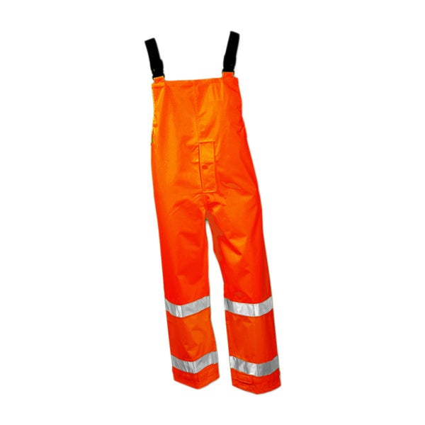Icon Fluorescent Orange-red Overalls