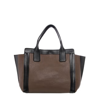Chloe 'Alison' Small Rock Brown Leather East/ West Tote