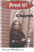 Prove It!: Church (Paperback)