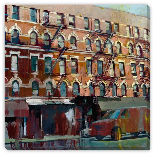 Tatara's 'Six Ways to Fade - Labored' Canvas Gallery Wrap
