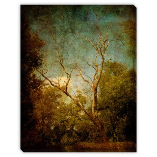 Gallery Direct Roman Solar's 'Sing No Sad Songs for Me' Canvas Gallery Wrap Wall Art