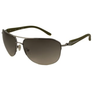 Guess Men's GU6717 Aviator Sunglasses