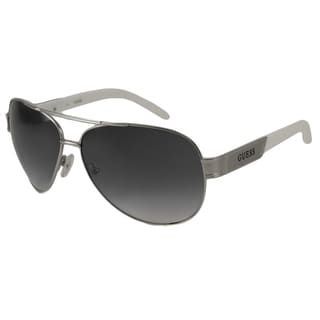 Guess Men's GU6748 Aviator Sunglasses