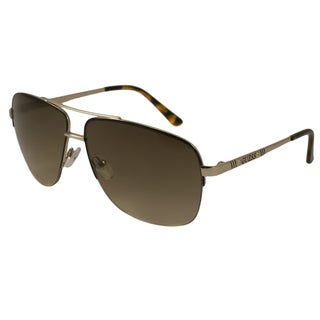 Guess Men's GU6745 Aviator Sunglasses