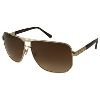 Guess Men's GU6630 Aviator Sunglasses