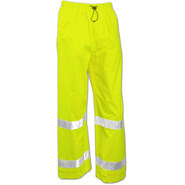 Vision Yellow/ Green Fluorescent Pants