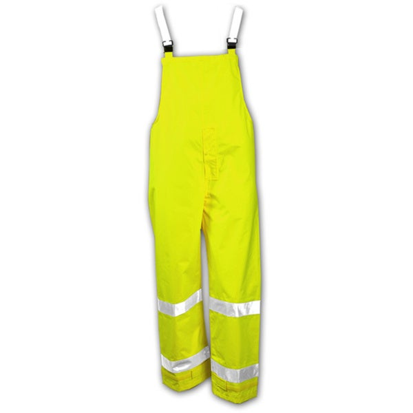 Vision Flourescent Yellow/ Green Overalls