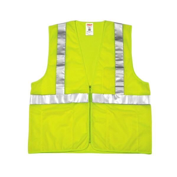 Class 2 Fluorescent Yellow/ Green Vest