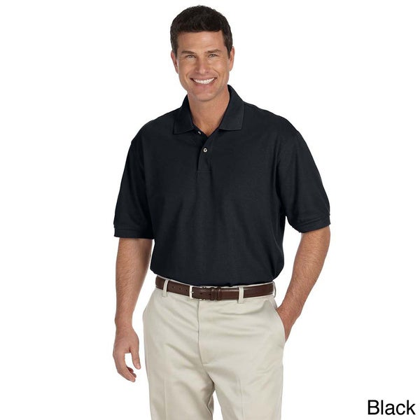 Izod Men's Original Silk-Wash Piqu Polo Shirt