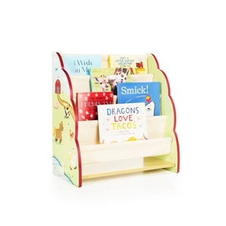 Farm Friends Children's Book Case