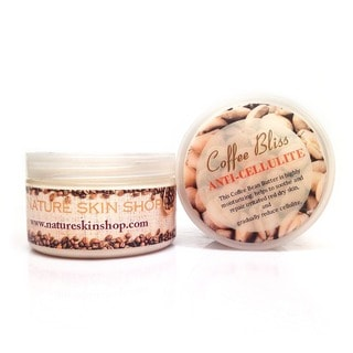 Nature Skin Shop Coffee Butter Bliss Anti-cellulite Whipped Body Creme