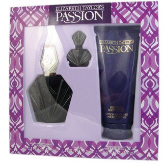 Elizabeth Taylor Passion Women's 3-piece Fragrance Set