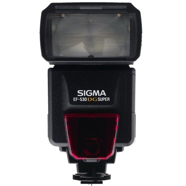 Sigma EF-530 DG Super i-TTL Shoe Mount Flash for Nikon with iTTL