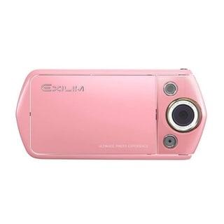Casio Exilim EX-TR15 Rose Pink Digital Camera