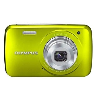 Olympus VH-210 Green Digital Camera