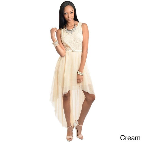 Shop The Trends Women's Romantic Sleeveless Dress