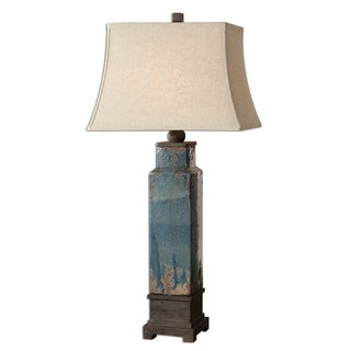 Uttermost Soprana Metal Ceramic/ Polyresin Table Lamp