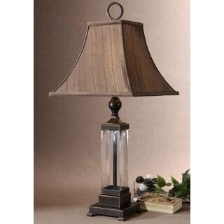 Uttermost Bartlet Metal/ Glass Table Lamp