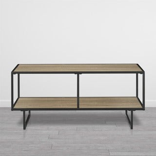Emmett Gunmetal Grey TV Stand