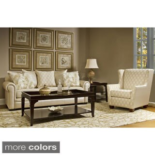 Genevieve 2-piece Sofa and Chair Set