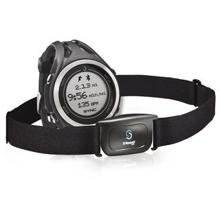 Sync HR Men's GPS Watch