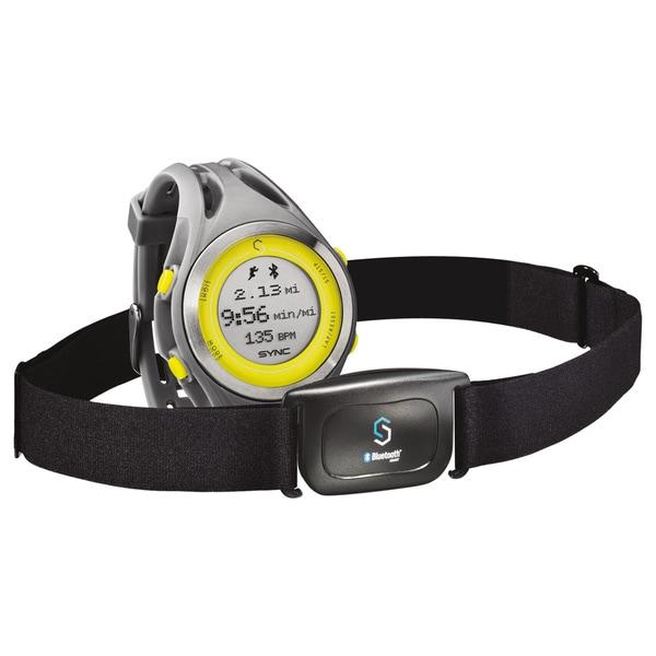 Sync Women's HR GPS Watch