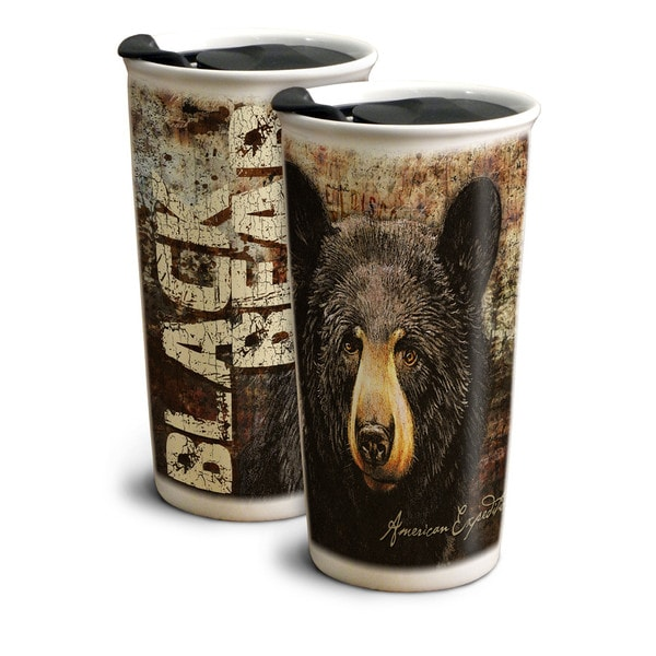 American Expedition 12 oz. Ceramic Travel Mug 13040412