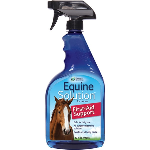 Earth's Balance Equine Solutions First-Aid Support