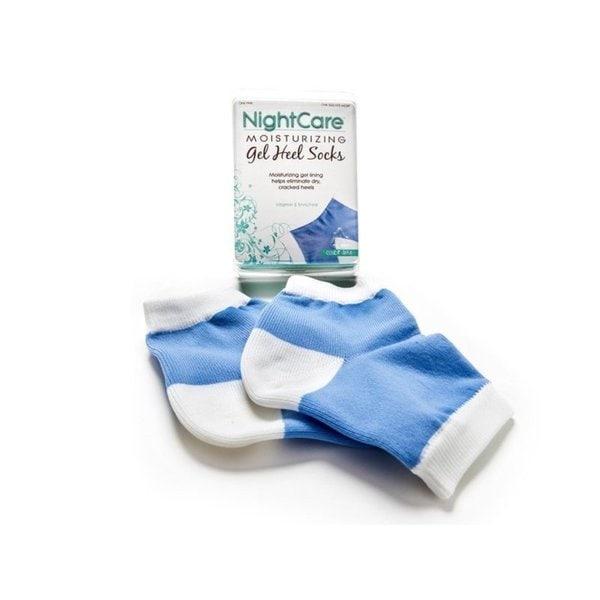 Justin Blair Nightcare Gel Heel Socks