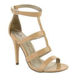 Women's Michael Antonio Jaslene Nude Synthetic
