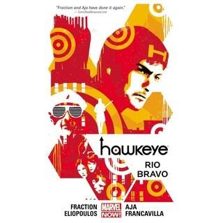 Hawkeye 4: Rio Bravo (Paperback)