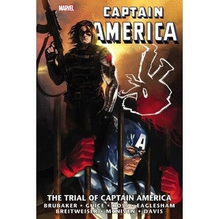 Captain America: The Trial of Captain America Omnibus (Hardcover)