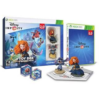 Xbox 360 - Disney INFINITY 2.0 Toybox Starter Pack