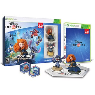 Xbox 360 - Disney INFINITY 2.0 Toybox Starter Pack 13042927