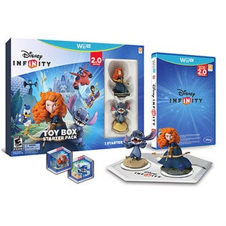 Wii U - Disney INFINITY 2.0 Toybox Starter Pack 13042929