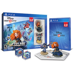 PS4 - Disney INFINITY 2.0 Toybox Starter Pack