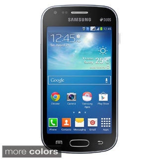 Samsung Galaxy S DUOS 2 S7582 Unlocked GSM Dual-SIM Android Phone