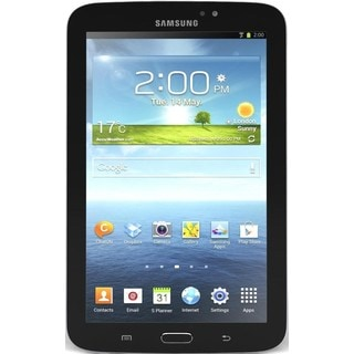 Samsung Galaxy Tab 3 7-inch Dual Core 1.2GHz 1GB 8GB Android 4.1 Black Tablet (Refurbished)
