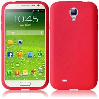 BasAcc Soft Gel Silicone Skin Cover Case for Samsung Galaxy S4/ S IV