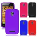 INSTEN Soft Gel Soft Silicone Skin Cover Phone Case Cover for Alcatel One Touch Fierce 7024W