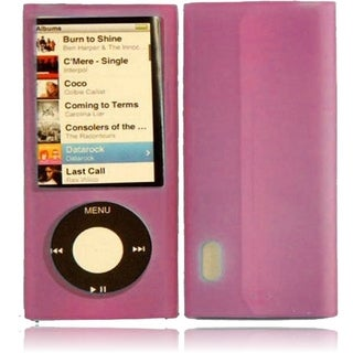 BasAcc Soft Gel Silicone Skin Cover Case for Apple iPod Nano 5