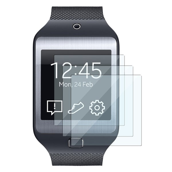INSTEN Clear Regular Screen Protector Film for Samsung Galaxy Gear Neo (Pack pf 3)