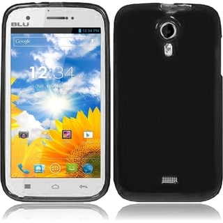 BasAcc Frosted Colorful TPU Rubber Gel Skin Cover Case for BLU Studio 5.0