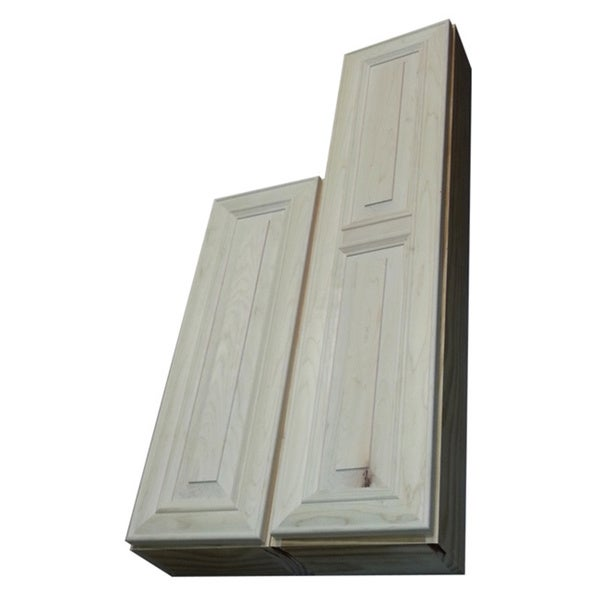 Andrew Series 38-inch Double Left-hand Wall Cabinet