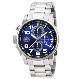 Invicta Men's IN-14957 Stainless Steel 'Force' Chronograph Quartz Watch