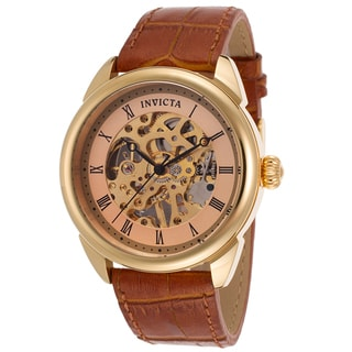 Invicta Men's IN-17186 Stainless Steel 'Specialty' Mechanical Watch