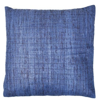20 x 20-inch Stream Indigo Decorative Throw Pillow